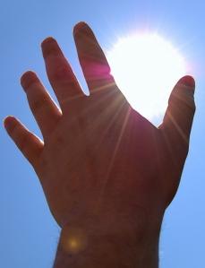 suburn hand